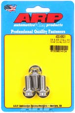 ARP 430-6801 & Stainless Steel lower pulley bolt kit