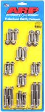 ARP 434-2004 Tuned Port complete Stainless Steel hex intake manifold bolt kit