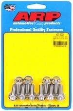 ARP 437-3001 10-bolt, Stainless Steel rear end cover bolt kit