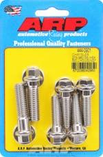 ARP 444-0901 273-360 wedge Stainless Steel hex bellhousing bolt kit