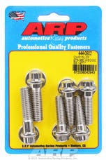 ARP 444-0902 273-360 wedge Stainless Steel 12pt bellhousing bolt kit