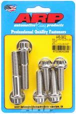 ARP 445-0902 BB Stainless Steel 12pt bellhousing bolt kit