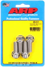 ARP 450-3101 Stainless Steel 12pt motor mount bolt kit