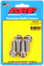 ARP 450-3102 Stainless Steel hex motor mount bolt kit
