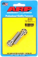 ARP 450-3501 Stainless Steel 2-bolt 12pt starter bolt kit