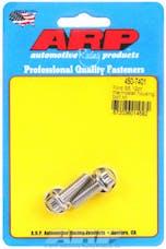 ARP 450-7401 Stainless Steel 12pt thermostat housing bolt kit
