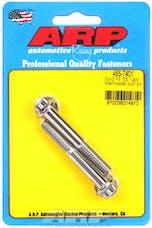 ARP 455-7401 Stainless Steel 12pt thermostat bolt kit