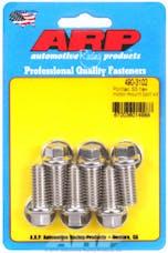 ARP 490-3102 Stainless Steel hex motor mount bolt kit