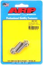 ARP 490-7401 Stainless Steel 12pt thermostat housing bolt kit