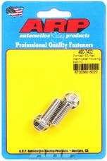 ARP 490-7402 Stainless Steel hex thermostat housing bolt kit