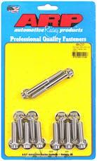 ARP 494-2101 350-400 Stainless Steel 12pt intake manifold bolt kit