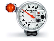 AutoMeter Products 3911 Tach W/Shift-Light  10 000 Rpm