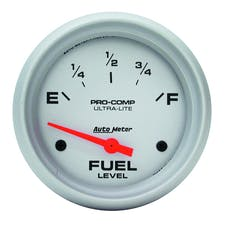 AutoMeter Products 4414 Fuel Level  0 E/90 F