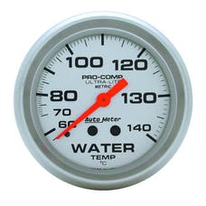 AutoMeter Products 4431-M Water Temp  60-140 C