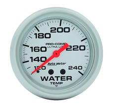 AutoMeter Products 4432 Water Temp  120-240 F