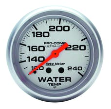 AutoMeter Products 4433 Water Temp  120-240 F
