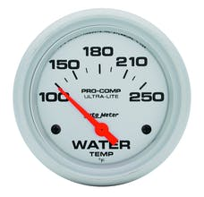 AutoMeter Products 4437 Water Temp  100-250 F