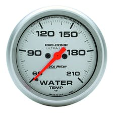 AutoMeter Products 4469 Low Temp Gauge  60-210 F