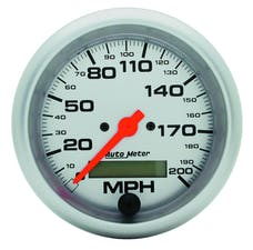 AutoMeter Products 4486 Speedo  200 MPH