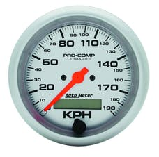 AutoMeter Products 4487-M Speedo  190 KPH