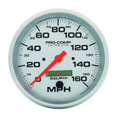 AutoMeter Products 4489 Speedo  160 MPH