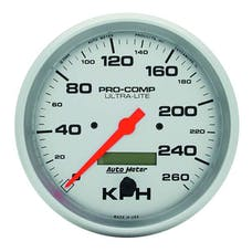 AutoMeter Products 4489-M Speedo  260 KPH