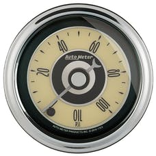AutoMeter Products 1152 GAUGE; OIL PRESS; 2 1/16in.; 100PSI; DIGITAL STEPPER MOTOR; CRUISER AD
