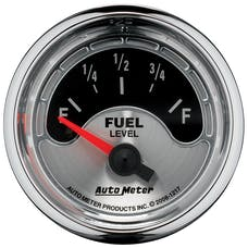 AutoMeter Products 1217 2-1/16in Fuel Level 240-33 ohms American Muscle