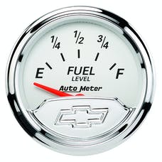 """AutoMeter Products 1317-00408 2"""" Fuel Level, 240 E/33F SSE"""