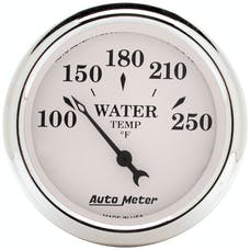 AutoMeter Products 1638 Water Temperature Gauge 100-250 F