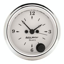 AutoMeter Products 1686 Clock  12 Volt