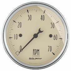 AutoMeter Products 1898 Tachometer 7000 Rpm