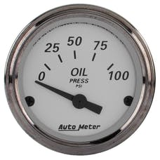 AutoMeter Products 1928 Oil Pressure Gauge  0-100 PSI