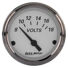 AutoMeter Products 1992 Voltmeter  8-18 Volts