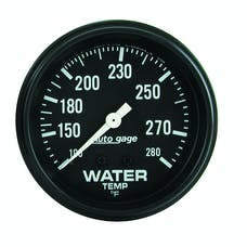 AutoMeter Products 2313 Water Temperature Gauge 100-280 F
