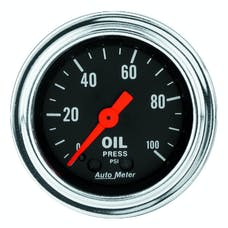 AutoMeter Products 2421 Oil Pressure Gauge 0-100 PSI