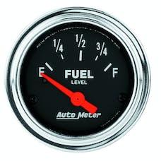 AutoMeter Products 2514 Fuel Level Gauge 0 E/90 F