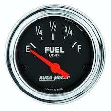 AutoMeter Products 2517 Fuel Level Gauge  0 E/30 F