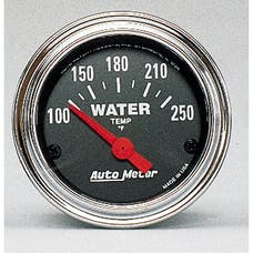AutoMeter Products 2532 Water Temp Gauge 100-250 F