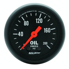 AutoMeter Products 2605 Oil Press  0-200 PSI