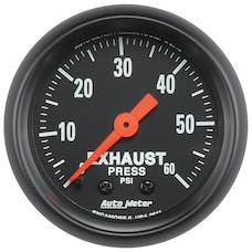AutoMeter Products 2611 Z-Series│ Exhaust Pressure Gauge