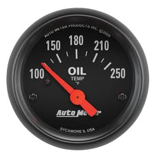 AutoMeter Products 2638 Oil Temp Gauge 100-250 F