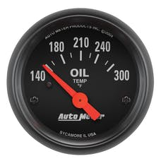 AutoMeter Products 2639 Oil Temp Gauge 140-300 F