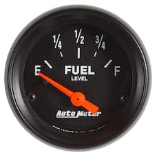 AutoMeter Products 2652 GAUGE; FUEL LEVEL; 2 1/16in.; 73OE TO 10OF(AFTERMARKET LINEAR); ELEC; Z-SERIES