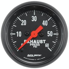 AutoMeter Products 2672 Z-Series│ Exhaust Pressure Gauge