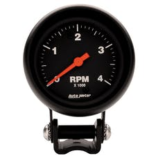 AutoMeter Products 2890 Performance Tachometer 2 5/8 in. 4000 RPM Black