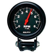AutoMeter Products 2892 Performance Tachometer 2 5/8 in. 8000 RPM Black