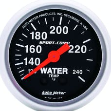 AutoMeter Products 3332 Water Temp  120-240 F