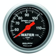 AutoMeter Products 3332-M Water Temp  50-115 C