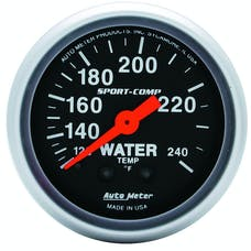 AutoMeter Products 3333 Water Temp  120-240 F